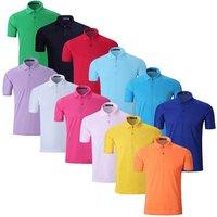 2019 Top Quality Embroidery Mens custom Polo shirt men clothing