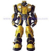 Custom Robot Transformers Bumblebee Cosplay Costume Suit