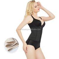 Wholesale Waist Trainer Belt Body Shaper Belly Wrap Trimmer Slimmer Compression waist clincher