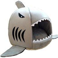 'High Quality Shark Cat Bed Shark Pet Bed