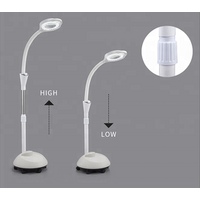 Faceshowes Magnifying Lamp Rolling Floor Stand Ballast Starter Facial Skin Salon