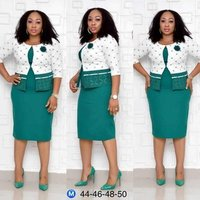 ladies african traditional dresses formal suits plus size African dresses suit
