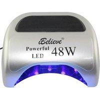 Hot selling hand sensor curing polish nail 48W nail gel uv lamp for salon