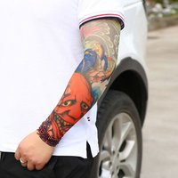 'Colorful Temporary Arm Tattoo Sticker, Tattoo Paper, Tatoo Sleeve