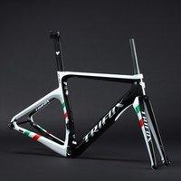 2019 new type road bike frame carbon super light t1000 toray thru axle disc type