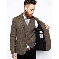 Harris tweed mens Jacket/Blazer Dinner Jacket