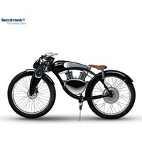 China Classical 48 Volt 400W Moped Adult Retro Vintage Electric Bicycle Price Low