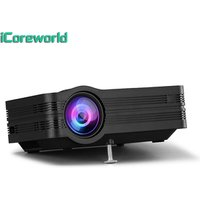 iCoreworld 2000lm native 1080p proyector UB10 plus DTV 4k full hd android wifi mini home theater mobile phone LCD LED projector