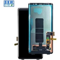 Mobile phone lcd For Samsung galaxy note 8 lcd digitizer spare parts For Samsung galaxy note 8 display