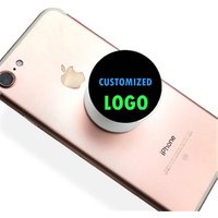 Wholesale universal Free Custom  POPs Phone Socket Holder with Free LOGO Printing