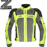 Textile Motorbike Suit Summer Motorcycle safety Jacket Trouser Pant Suit