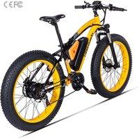 Aluminum alloy frame electric bicycle 48V folding electric bike ebike 500w