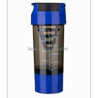 'Oem/odm Bpa Free Plastic Fitness Travel Shaker Water Bottle Manufacturer
