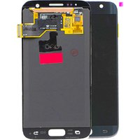 Mobile phone LCDs for samsung gaalxy S7 lcd display digitizer touch screen with Frame Assembly