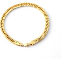 high quality best selling 18k gold men personalized copper alloy charm women bracelet
