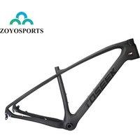 ZOYOSPORTS T800 29er Carbon Fiber MTB Bicycle Frame 29 Inch 142*12 or 135*9mm Mountain Bike Frame