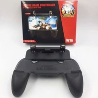 New Version W10 Gaming 3 in 1 Portable Joystick Game Controller For Mobile Phone