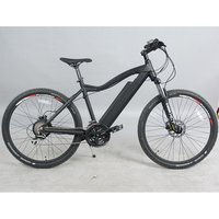 China 27.5  250W Mountain Electric Bicycle  Fat Tire Electric Motor Bike  for Sale