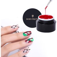 BORN PRETTY 5ml  Elastic Drawing Gel Web Gel Nail Art UV Spider Nail Gel