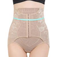 Women High Waist Cincher Girdle Belly Tummy Trainer Corset Body Shapewear Panties