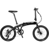 Chinese OEM bicicleta electrica 250W 36V  twitter 20 inch adult mini folding electric bicycle
