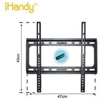 GOOD QUALITY iHandy B42 UNIVERSAL FIXED LCD LED TV WALL MOUNT STAND BRACKET FOR 26 TO 55 INCH SIZE PLASMA LED TV WALL MOUNT