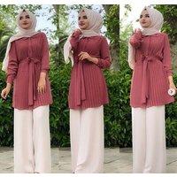 Women Dresses Muslim Lady blouse islamic women muslim blouse abaya