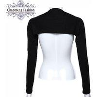 OM401# Good Quality Cover Back Shoulders And Sleeve Islamic Cotton Arm Oversleeve bolero shrug For Muslim wholesale
