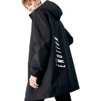 Wholesale Mens Urban trench coat Streetwear Hip Hop clothing Brands
