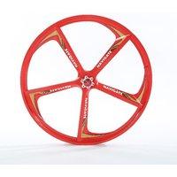 29inch 5 Spoke Magnesium Mountain Bike Wheel for Mountain Bike 29