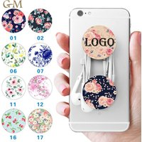 2019 Hot Selling Wholesale Custom Popsocketed Pops Socket Phone Grip Stand Holder with Logo