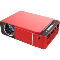 T6 3500 Lumens HD Portable LED Projector 1280*800 HD Projector