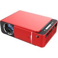T6 3500 Lumens HD Portable LED Projector 1280*800 HD Projector