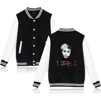 OEM ODM Service Custom Long Sleeve Unisex Baseball Uniform Jacket Varsity Jacket for Men Women