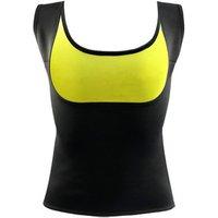 Wholesale Sport Standard Colours Neoprene Waist Corset Sauna Perfect Full Body Shaper Slimming Women Vest