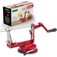 'Hot Sale Europe Hand Operated Multi-function Peeling Machine Manual Spiral Fruit Apple Peeler Corer Slicer