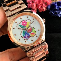 2018 Festival Memorial Day gift Enmex women creative wristwatch fashion quartz watches