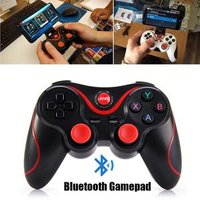 Free Ship X3 T3 Bluetooth Wireless Gamepad S600 STB S3VR Game Controller Joystick For Android IOS Mobile Phones PC Game Handle