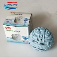 'Magic Plastic  Washball Eco-friendly Laundry Ball For Washing Machine Nx-10