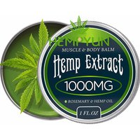 Private Label 100% pure and natural Hemp Balm Organinc Hemp Balm For Pain Relief Hemp Gel