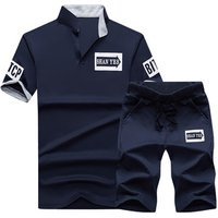 905 Man Polo T Shirt Men Short Sleeve Shirt And Shorts Set For Men
