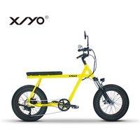 XIYO 20 inch Fat Tire E-Bike/Multifunctional Electric Bicycle
