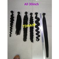 Cuticle Aligned Brazilian hair Straight Wave Hair Extension No shedding No tangle
