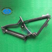 direct factory Aluminum alloy electric bike frame full suspension bicycle frame ultra motor G510 frame
