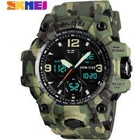 top selling china factory watches sport digital waterproof chrono alarm jam tangan skmei watch men wrist