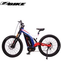 high speed powerful  fat tire mountain 48v 1000w mid drive e bicycle ebike electric bike for adults