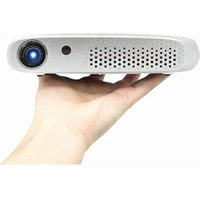 China Smart mini Android Projector WIFI 1080P Pico pocket LED 3D projector with 2250 lumens Lumens Brightness