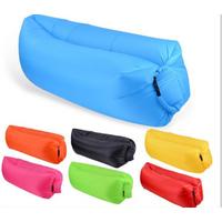 'Fast Folding Camping Sleeping Bags Adult Beach Lounge Chair Light Sleeping Bag Waterproof Inflatable Bag Air Lazy Sofa