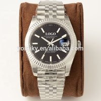 China Factory Accept Custom Best Brands Watches Automatic Mechanical Diver 126334 Oyster Datejust Steel Wrist Watch