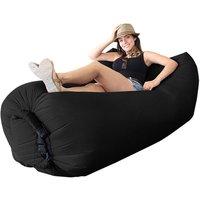 Fast Inflatable Sofa Camping  Lazy Bag Air Sofa Chair Pool Bed Beach Outdoor Sleeping Bag